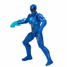 POWER Rangers MOVIE 12.5cm Action Figure-Blue ranger * NUOVO *