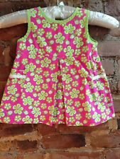 Adorable Lilly Pulitzer Baby Dress 12-18 Mo's