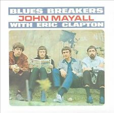 JOHN MAYALL/JOHN MAYALL AND... - Bluesbreakers With Eric Clapton... CD BRAND NEW