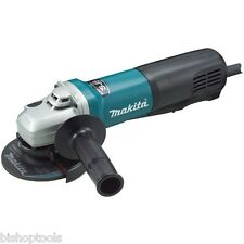 "Makita 9564PC 4-1/2"" SJS Paddle Switch Angle Grinder NIB Corded 13Amp Retail"