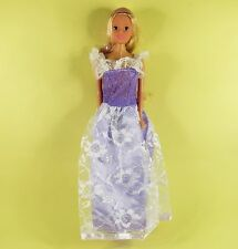 Clothes Party Dress Gown Outfit SIMBA Barbie Doll + Young Pretty Figure Body K80