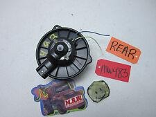 00 01 02 03 04 05 06 MPV REAR HEATER BLOWER MOTOR FAN CAGE HEAT A/C AC WIRE HVAC