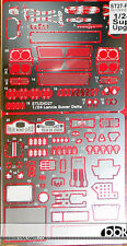 STUDIO 27 1/24 LANCIA SUPER DELTA GRADE UP PHOTO ETCHED SET for HASEGAWA