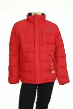 Men's The North Face Sumter Jacket New M Insulated Snow Rain Red Ski Down
