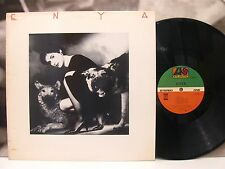 ENYA - S/T DEBUT THE CELTS LP EX/EX+ 1st USA PRESSING 1986 ATLANTIC 81842-1
