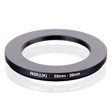 55mm-39mm 55mm to 39mm 55 - 39mm Step Down Ring Filter Adapter for Camera