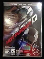 NEW*SEALED PC Game NEED FOR SPEED HOT PURSUIT Limited Edition (PC)