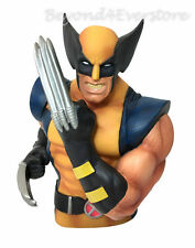 New Marvel X-Men Wolverine Molded Bust Bank Piggy 3D Toy Figure Coin Bank