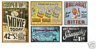 HO Scale Ghost Sign Decals #47 - Great for Weathering Buildings!
