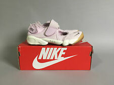 NIKE WMNS AIR RIFT BLEACHED LILAC/PURPLE SMOKE UK4.5/US7/EU38 315766-504