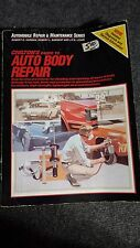 CHILTON'S Guide to AUTO BODY REPAIR for Detailing and Repair Rust Sent Scratches