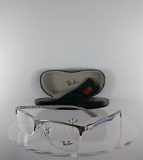 Brand New Authentic Ray Ban RB8413 Eyeglasses RB 8413 2851 Gunmetal Frame