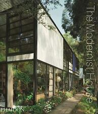 The Modernist House, Home Design, Architecture, Editors of Phaidon Press, Excell