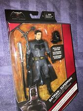 Batman vs Superman dawn  of justice multiverse  batman unmasked  6  inch figure