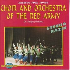 Russian Folk Songs Choir & Orchestra The Red Army SERGHEJ NAZARKO Stenka Razin