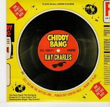 (EL430) Chiddy Bang, Ray Charles - 2011 DJ CD