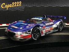 SLOT GSLOT Honda Raybrig NSX NEW (Run on NINCO / SCALEXTRIC / SCX / CARRERA)