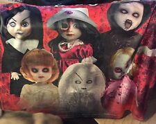 MEZCO TOYZ LIVING DEAD DOLLS BLANKET LIMITED EDITION OF 50 FREE SHIPPING NEW