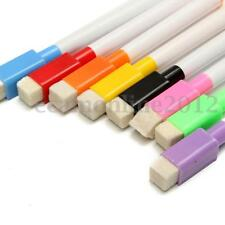 8 Colour Set Magnetic White Board Markers Magnet Pens Dry Erase Eraser Easy Wipe