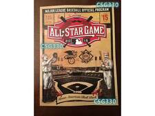 2015 MLB All-Star Game Program Baseball Great American Park 86th Cincinnati Reds