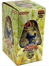 "YUGIOH CARDS ""Expert Edition Vol.1"" BOOSTER BOX / Korean Ver"