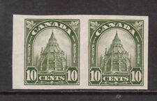 Canada #173a XF Mint Imperf Pair