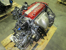 JDM 98-02 Honda Accord Euro R Prelude 2.2L H22A Type S Engine 5 Speed LSD Trans