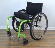 Quickie GTi titanium wheelchair - Kenda tires, Curve cushion, like tilite zra