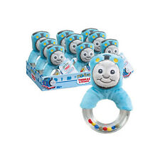 Rainbow Designs Baby My 1st Thomas the Tank Engine Plush Ring Rattle NEW