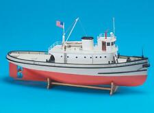 """Newly Released, Rare Ship Kit by Billing Boats: the """"Hoga Harbor Tug"""""""