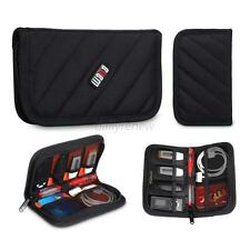 Organizer Storage Bag Pouch Digital Gadget Cable Adapter Hard Drive D20