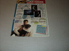 H020 ROCH VOISINE '1992 FRENCH CLIPPING