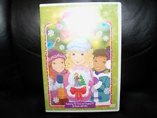 Holly Hobbie & Friends - Christmas Wishes (DVD, 2007) EUC