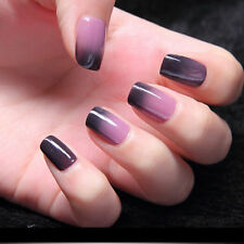 8 ml Nail UV Gel Couleur Changeante Semi Permanents Vernis à Ongles Manucure 65