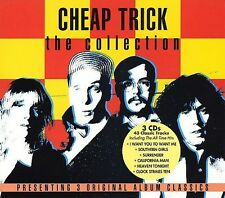 The Collection: Cheap Trick/In Color/Heaven Tonight [Box] by Cheap Trick (CD,...