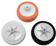 "Rotary / Orbital M14 (14mm thread) Car Polishing Pad & Plate ""Complete Set""."