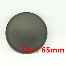 Top Grade 65mm 6/6.5/8/10 inch Speaker Subwoofer Dome Paper Dust Cap Cover