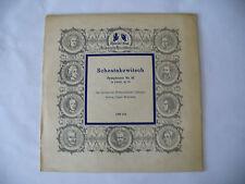Schostakowitsch - Symphonie Nr.10, Leningrader Philh. Eugen Mravinsky Vinyl (29)