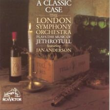 Jethro Tull & the London Symphony Orchestra - Classic Case [New CD]