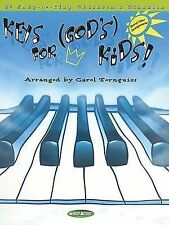 Keys for God's Kids!: Big-Note Piano by Word Music (Paperback / softback, 2007)