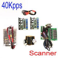 40Kpps High Speed galvo scanner for laser show lighting/RGB Laser system Scanner