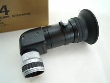 NIKON DR-4 RIGHT ANGLE VIEWING ATTACHMENT
