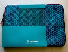 "Incase Paul Rodriguez Protective Sleeve for MacBook Pro 15"" CL57885-Aqua/Fu"