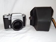 Pentacon Six TL body with waist level finder * tested