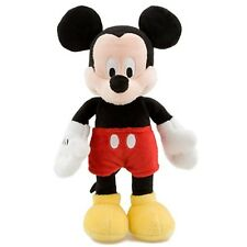 "9"" MICKEY MOUSE Mini Bean Bag Plush Stuffed Animal Doll Toy Kids Disney Store"