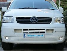 LED Day Running Lights Kit DRL Volkswagen T5 Transporter/Caravelle 2003 to 2009