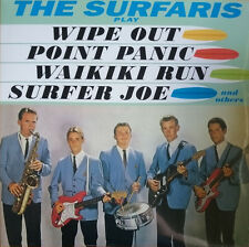 The Surfaris - Wipe Out LP Rumble Records Surf Surfer Joe Dick Dale Ventures