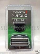REMINGTON DUALFOIL-X SPF200 FOIL AND CUTTER, F4800 AND F505, FLEX & PIVOT, UK!!