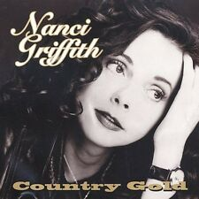 Country Gold - Nanci Griffith (1997, CD NIEUW)