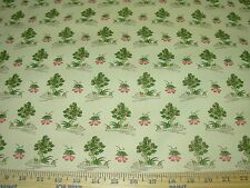 "~23 YDS~SCHUMACHER~""SYDNEY""~100% COTTON UPHOLSTERY~FABRIC FOR LESS~"